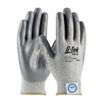 G-Tek® 3GX® Seamless Knit Dyneema® Diamond Blended Glove with Nitrile Coated Foam Grip on Palm & Fingers  (#19-D350)