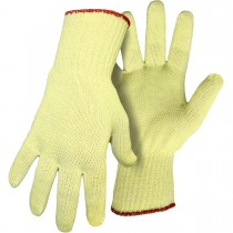 Boss® Seamless Knit Kevlar® / Cotton Plated Glove - Medium Weight  (#1KK2200)