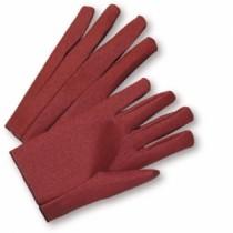 Stretch Vinyl Impregnated Gloves, Women's (#202)