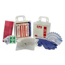 CPR One Kit, plastic case (#203-001)
