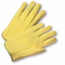 Non-Stretch Vinyl Impregnated Gloves, Men's (#203)