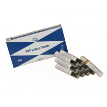 Iodine Swabs, 10/unit (#213-004)