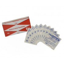 Antimicrobial Towelettes, 10/unit (#213-006)