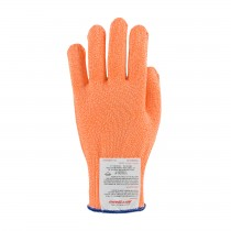 Kut Gard® Seamless Knit Dyneema® Blended Antimicrobial Glove - Medium Weight  (#22-765OR)