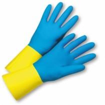 Premium Neoprene Over Latex, Flock Lined, 28 mil Gloves (#2224)