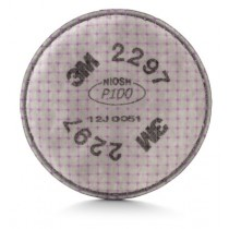 3M™ Advanced Particulate Filter, P100 w/OV (#2297)