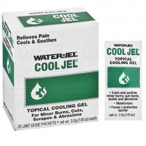 Water-Jel Cool Jel, 25/bx (#233-365)