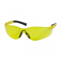 Zenon Z14SN™ Rimless Safety Glasses with Amber Temple, Amber Lens and Anti-Scratch / Anti-Fog Coating  (#250-08-5509)