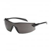 Radar™ Rimless Safety Glasses with Gray Temple, Gray Lens and Anti-Scratch / Anti-Fog Coating  (#250-45-0021)