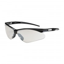 Anser™ Semi-Rimless Safety Glasses with Black Frame, I/O Lens and Anti-Scratch Coating  (#250-AN-10114)