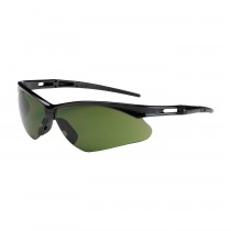 Anser™ Semi-Rimless Safety Glasses with Black Frame, IR Filter Shade 3.0 Lens and Anti-Scratch Coating  (#250-AN-10118)