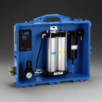 3M™ Portable Compressed Air Filter and Regulator Panel with Carbon Monoxide Filtration and Monitor (#256-02-00)