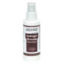 Hydrogen Peroxide Pump Spray (#25702)