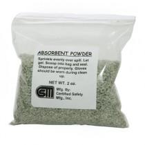 Absorbent Powder, 2oz. (#270-049)