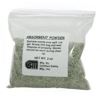 Absorbent Powder, 2oz. (#270-049)
