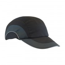 HardCap A1+™ Baseball Style Bump Cap with HDPE Protective Liner and Adjustable Back  (#282-ABR170)