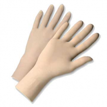 Industrial Grade Powder Free 7 mil Latex Gloves (#2850)