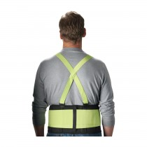 PIP® High Visibility Lime Yellow Back Support Belt  (#290-550)
