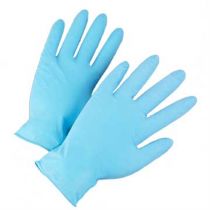 PosiShield™ Disposable Nitrile Glove, Powdered with Textured Grip - 4 mil  (#2900)