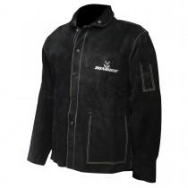 "Caiman® 30"" Black Boarhide Coat / Jacket  (#3029)"