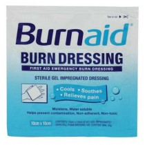Burnaid Dressing, 4x4 (#3060)