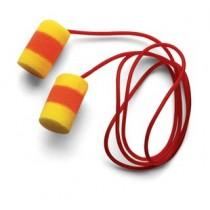 3M E-A-R Classic SuperFit 30 Earplugs, corded, poly bag (#311-1126)