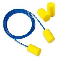3M E-A-R Classic Soft Earplugs, corded (#311-6001)