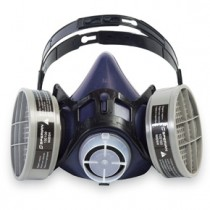 Sperian Premier Half Mask Respirator, medium (#312000)