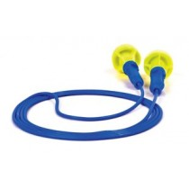 3M E-A-R Push-Ins Earplugs, corded (#318-1005)