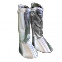 Aluminized Carbon Kevlar® Deluxe Spring Leggings (#333-ACK)