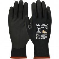 MaxiFlex® Cut™ MaxiFlex® Cut™ Seamless Knit Kevlar® Glove with Black MicroFoam Nitrile Coating  (#34-1743)