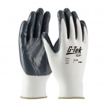 G-Tek® GP™ Seamless Knit Nylon Glove with Nitrile Coated Smooth Grip on Palm & Fingers (#34-225)