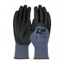 G-Tek® NeoFoam® Seamless Nylon Glove with NeoFoam® Coated Palm, Fingers & Knuckles - Touchscreen Compatible (#34-603)