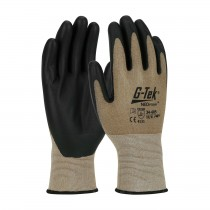 G-Tek® NeoFoam® Seamless Nylon Glove with NeoFoam® Coated Palm & Fingers - Touchscreen Compatible (#34-605)