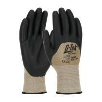 G-Tek® NeoFoam® Seamless Nylon Glove with NeoFoam® Coated Palm, Fingers & Knuckles - Touchscreen Compatible (#34-608)