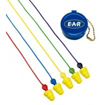 3M™ E-A-R™ UltraFit Plus™ Corded Earplugs (#340-6002)