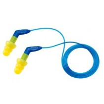 3M E-A-R UltraFit 27 Earplugs, corded (#340-8002)