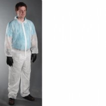 Standard Weight SBP Coverall with Elastic Wrist & Ankle (#3502)
