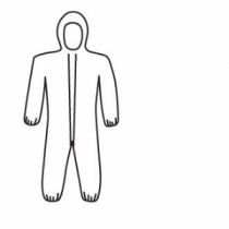 Standard Weight SBP Coverall Hood with Elastic Wrist & Ankle (#3506)