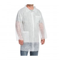 Standard Weight SBP Lab Coat 2 Pockets (#3514)