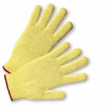 Regular Weight 100% Kevlar Knit Gloves, Women's (#35KL)