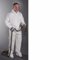 Posi-Wear® BA™ PosiWear BA Coverall With Hood & Boot  (#3609)
