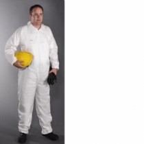 Microporous Coverall, Elastic Wrist & Ankle (#3652)