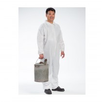 West Chester® Microporous Coverall, Elastic Wrist & Ankle  (#3652)