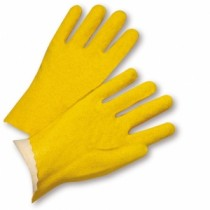 Vinyl Coated Jersey Lined Gloves (#3962)