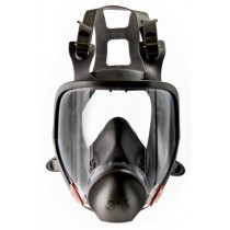 3M™ Full Facepiece Reusable Respirator, medium (#6800)