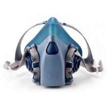 3M™ Half Facepiece Reusable Respirator, large (#7503)