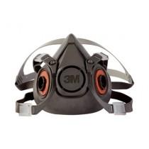 3M™ Half Facepiece Reusable Respirator, large (#6300)