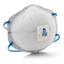3M™ Particulate Respirator 8576, P95 with Nuisance Level Acid Gas Relief