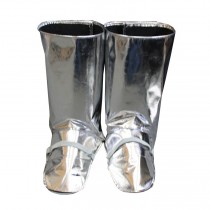 Aluminized CarbonX® Full Vertical Velcro Leggings (#401-ACX10)